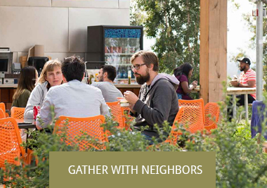 Gather with Neighbors